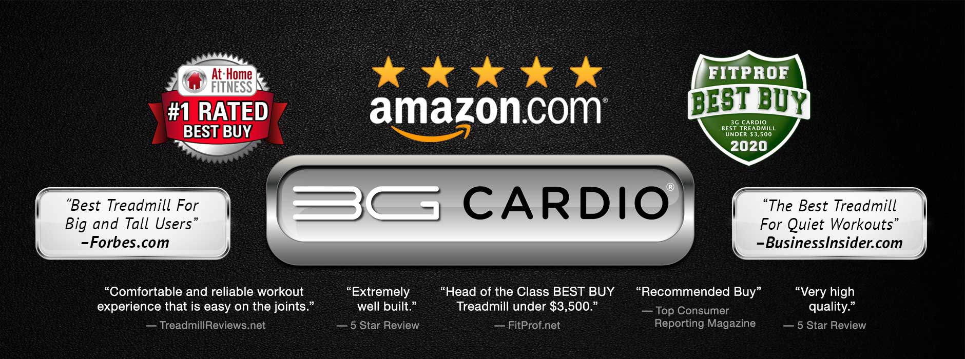 3G Cardio Fitness Equipment Reviews