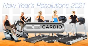 3G Cardio can help people fulfill New Year's resolutions for 2021
