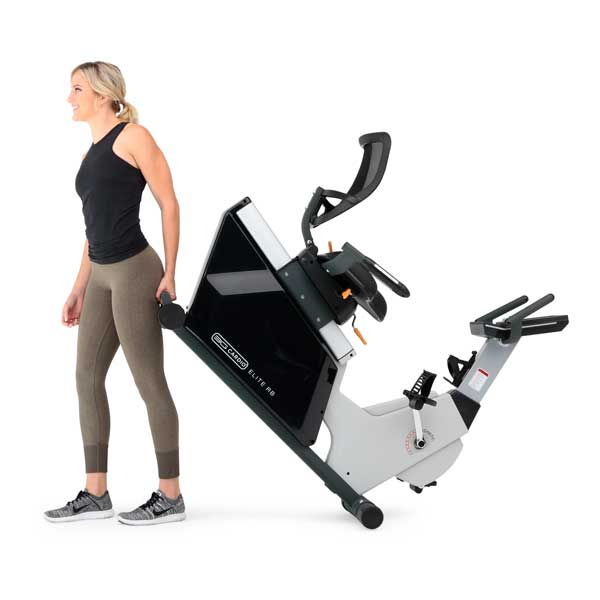 An Amazing Workout In An Elite Recumbent Bike